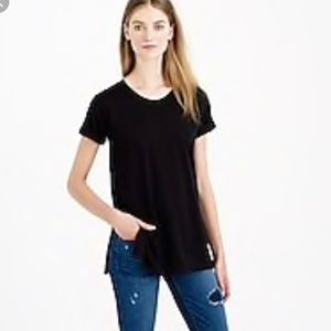 J. Crew Side Slit Tunic - Medium
